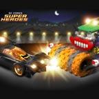 Лего бэтмен битва на арене