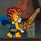 Лего Чима: Поместье смерти