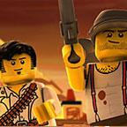 Лего Проклятие Фараона