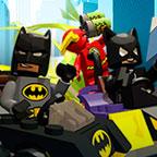 Лего Супергерои — Микромогучие