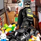 Лего Бэтмен: Найди игрушки