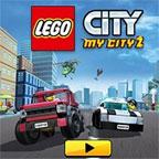 Лего сити Мой город 2