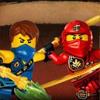 Легендарная битва Ниндзя Го
