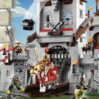 Лего Королевство: атака замка