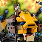 Лего Чима стрелялка