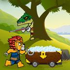 Чима сокровище в джунглях