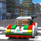 Игра Лего гонка