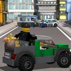Лего Сити налет преступников
