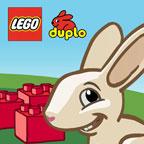Лего Дупло: Заяц и Жираф