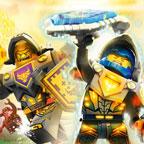 Лего нексо рыцари: Супер мега паника