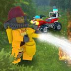 Лего Сити: Лесные Пожарные