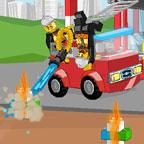 Лего Джуниор — Пожарники