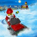 Лего Сити: Новогодняя Поездка
