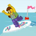 Лего Джуниор — Серфинг