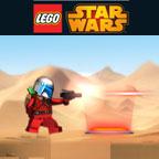 Лего Звездные войны бродилка
