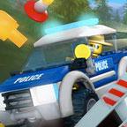 Лего Сити полиция — погоня