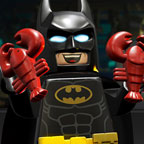 Бэтмен готовит лобстеров
