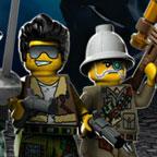 Лего: Охотники за монстрами