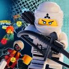 Лего Ниндзяго Фильм: Учебная стрельба