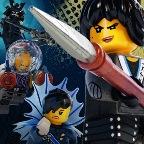 Лего Фильм НиндзяГо: Ния Против Армии Акул
