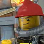 Лего Сити Пожарники