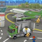 Лего Сити взлётно-посадочные полосы