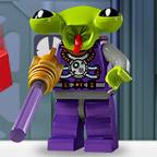 Лего минифигурки — Космическая ловушка