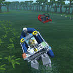 Лего Сити Полиция на Болотах
