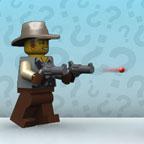 Лего Минифигурки — Стрельба по целям