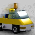 Лего Минифигурки — Разрушитель дорожки