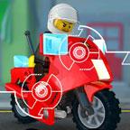 Лего Сити экстримальные трюки